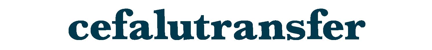 logo cefalutransfer stiky